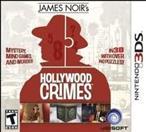 NINTENDO Nintendo 3DS Game JAMES NOIR'S HOLLYWOOD CRIMES